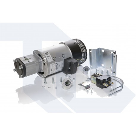 ELETTROPOMPA VENTILATA 24V 4,5 KW D.150 CC11