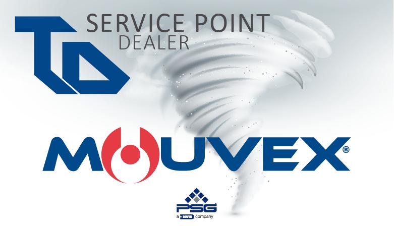 Mouvex Service Point