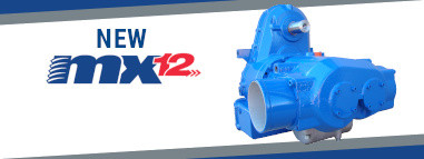 MX12 - Screw Compressors