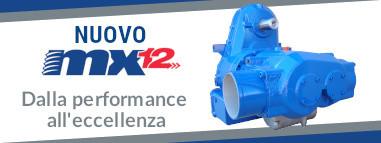 MX12 - Compressore a Vite
